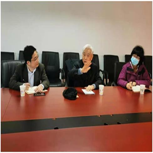 """葛能全先生讲述""""中国科学院与'两弹一星'""""往事"""