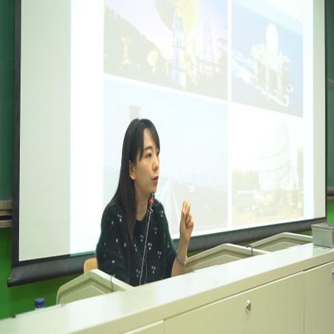 """中国科学院与""""两弹一星""""科普系列讲座开幕"""